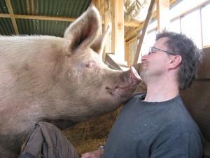 Brett and Pig